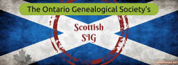 Scottish Interest Group, Ontario Genealogical Society