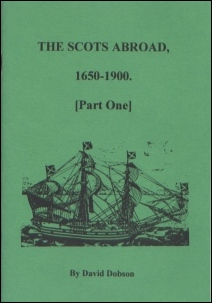 Scots Abroad (Part One)